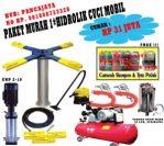 Paket Cuci Mobil 1 Hidrolik Type X