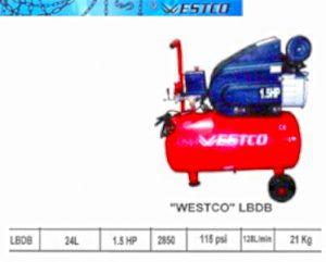 Compresor Kompresor 1.5 HP = 1.5 PK ( 24 liter )