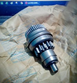 GEAR PINION STATER